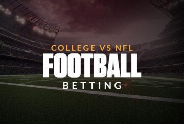Колледжский футбол против НФЛ: Четыре отличия для бетторов
