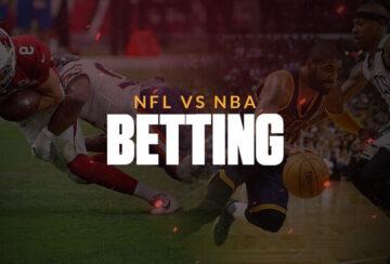 НБА против НФЛ: Понимание ключевых различий для бетторов