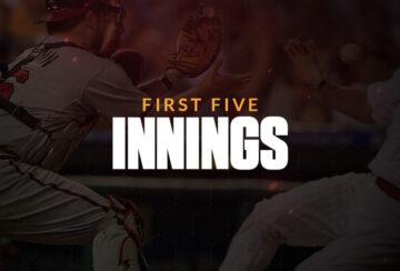 Ставки на бейсбол в первых пяти иннингах: Все, что вам нужно знать